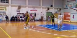 Basket: Dino Bigioni Montegranaro - Globo Giulianova 76-61