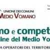 """Workshop: """"Turismo e competitività delle Colline del Medio Vomano"""""""