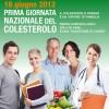 Prima giornata nazionale del colesterolo in Abruzzo