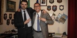 Pescara: Alessandrini riceve Rapino neo segretario del PD