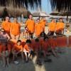I ragazzi di Diversuguali e il Beach Volley