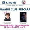 Francavilla: Il Kiwanis celebra i diritti dei bambini