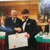 Laurea ad Honoris per Tabacchiera