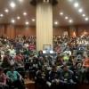 Gli studenti a lezione di Economia Sostenibile