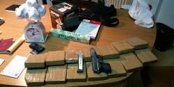 Giulianova: sequestro di droga e 2 arresti