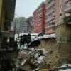 Chieti: crolla un muro, evacuata palazzina