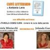 """A Roma la presentazione di """"Caffè letterario"""" di Antonio Lera"""