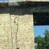 Lanciano: crepe sul ponte di Torre Marino