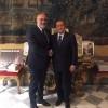 Chieti: Il sindaco Umberto Di Primio entra in Forza Italia