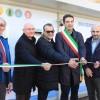 Montesilvano: inaugurata la prima isola ecologica in via Aldo Moro