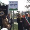 Chieti: il parco Tricalle intitolato al fondatore del Lions Club International