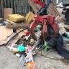 Montesilvano, ancora una operazione contro i rifiuti abbandonati
