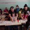 Lanciano, con il PonDivertiscuola i bambini dipingono campanelle di S. Egidio