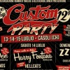 Casoli, tutto pronto per la dodicesima edizione del Custom Party