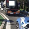 Operazione della Polstrada di Chieti su mezzi con carichi pericolosi
