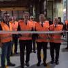 Avezzano: Burgo Group presenta la nuova linea produttiva della cartiera