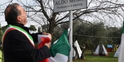 Fossacesia, ecco il Parco intitolato ad Aldo Moro