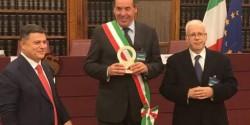 """A Fossacesia il premio """"100 mete d'Italia"""""""