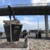 Pescara: cerimonia del Flag per ricordare i caduti del mare