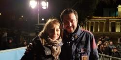 Matteo Salvini a Sulmona il 27 gennaio alle 18