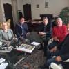 Il Pres. Marsilio ha incontrato la segretaria regionale dell'Ugl