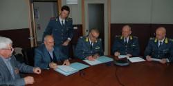 Siglato un protocollo tra Guardia di Finanza e Avis