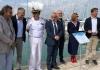 Al Marina di Pescara il secondo dispositivo per la raccolta della plastica in mare