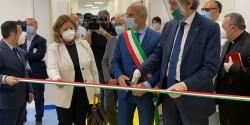 Pescara: Covid Hospital, consegnati i primi 32 posti letto