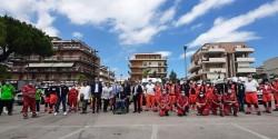 Il Gruppo Gabrielli dona attrezzature sanitarie al volontariato