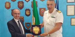 Pescara: incontro istituzionale tra il direttore marittimo dell'Abruzzo e il vice pres. del Consiglio Regionale