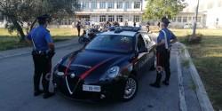 Lanciano, vigilanza dei carabinieri dinanzi alle scuole