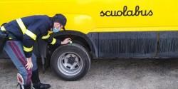 Controlli della Polstrada sui Scuolabus nel chietino