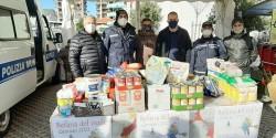 Montesilvano: con la Befana del Vigile raccolti 12 ql di alimenti