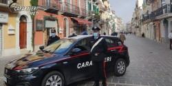 Ortona Covid : controlli dei Carabinieri