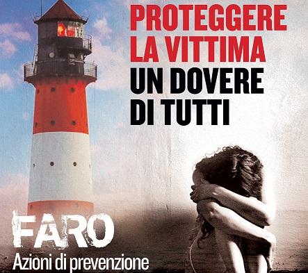 violenza donne Faro