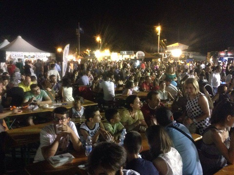 Pescara street food