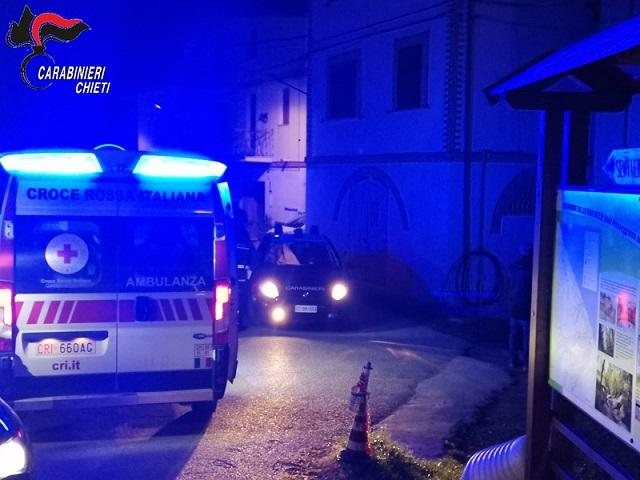 San Vito Chietino, anziano scomparso ritrovato  dai carabinieri