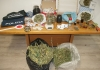 Fossacesia: arrestato 40enne che aveva in casa 7 kg di marjuana
