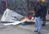 Pescara: la Polizia municipale libera dagli abusivi l'edificio ex Fea sul lungomare