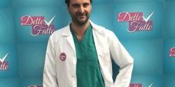 """In tv su Rai2 Tito Marianetti il """"Chirurgo del naso"""""""