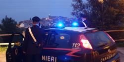 Torino di Sangro, positivo al Covid fermato in paese dai carabinieri.