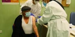 Covid-19, in provincia di Chieti i primi 14 mila vaccinati