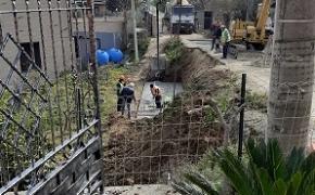Ortona: al via i lavori  strada comunale Ruscitti