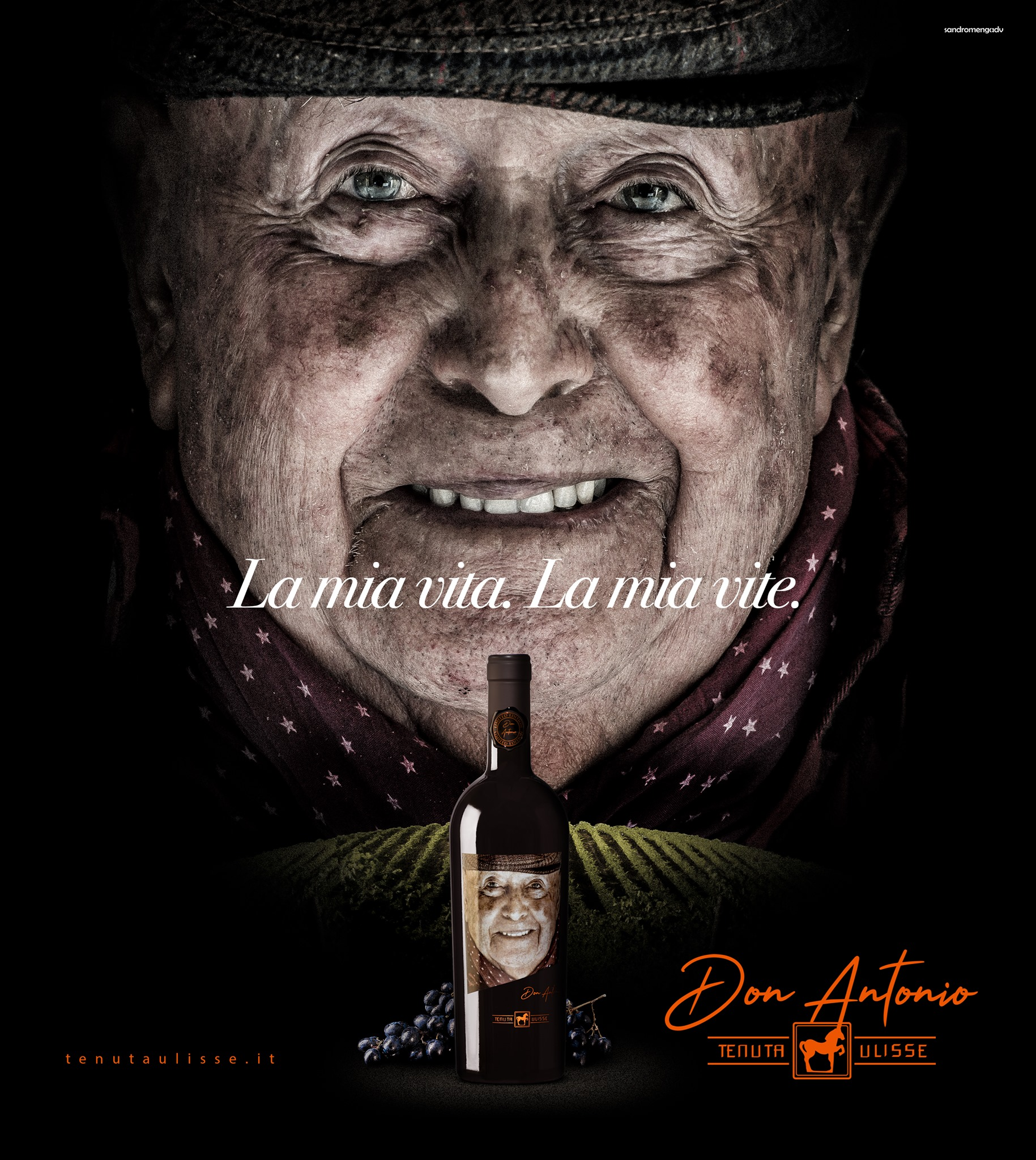 "Tenuta Ulisse presenta ""Don Antonio"" Limited Edition"