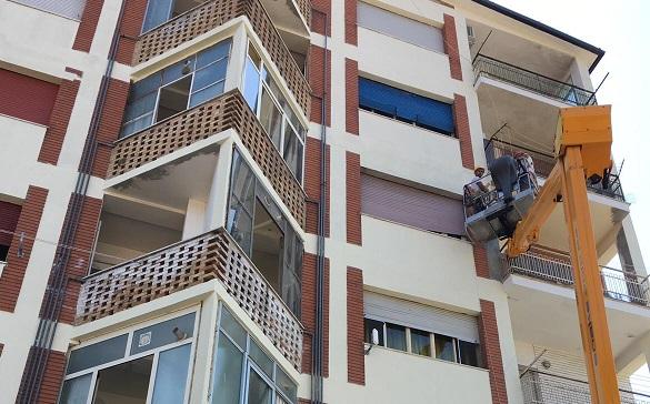 Pescara: interventi di ristrutturazione nei quartieri Ater