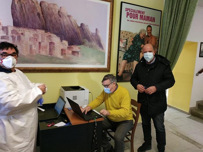 Covid 19, nessun nuovo caso a Pizzoferrato